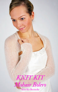 Knit coverup for knitting yourself