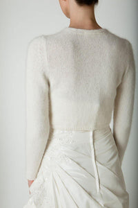 Wedding knit jacket for Brides in USA