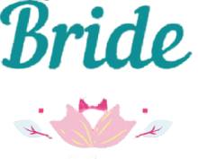 Load image into Gallery viewer, Heat sticker motive Bride and flower with bond