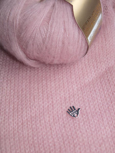Cashmere dusty pink for bridal jackets