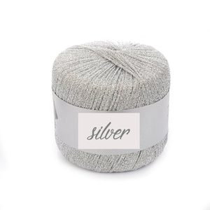 Siver Bolero knitted for your wedding