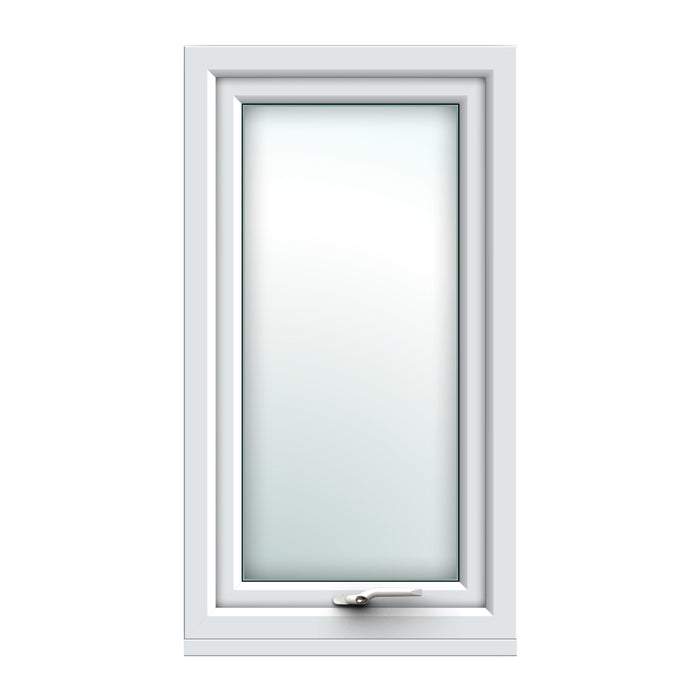 White top hung window