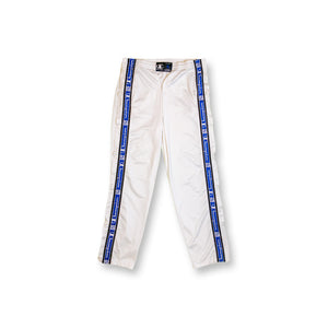Champion USA Button Popper Knopfhose weiß/blau | L