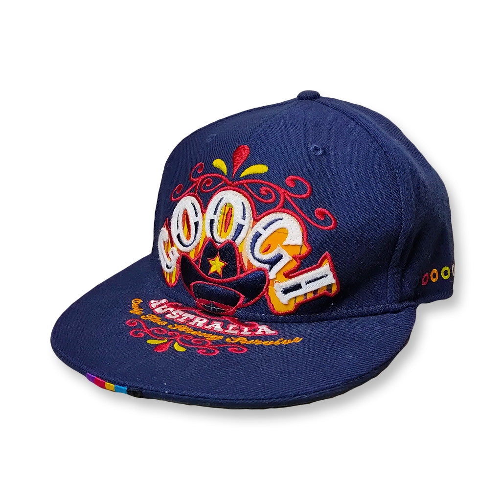 Coogi Vintage Spellout Basecap navy