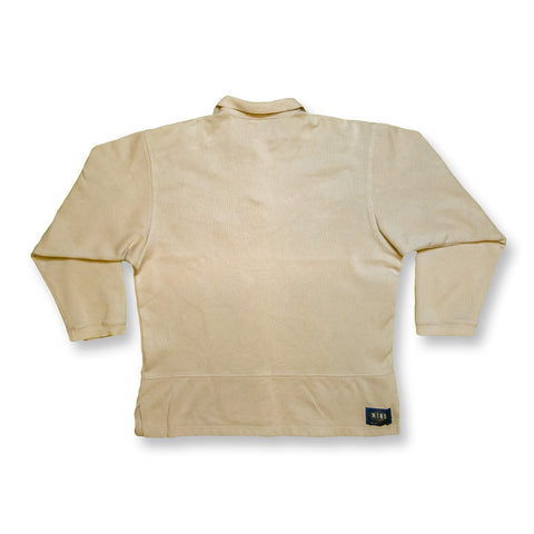 Nike VintageLimited Edition Rib Sweater beige | L