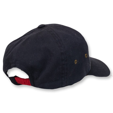 Tommy Hilfiger Spellout Logo Cap navy