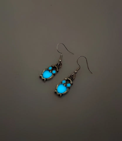 Owl Glowing Earrings