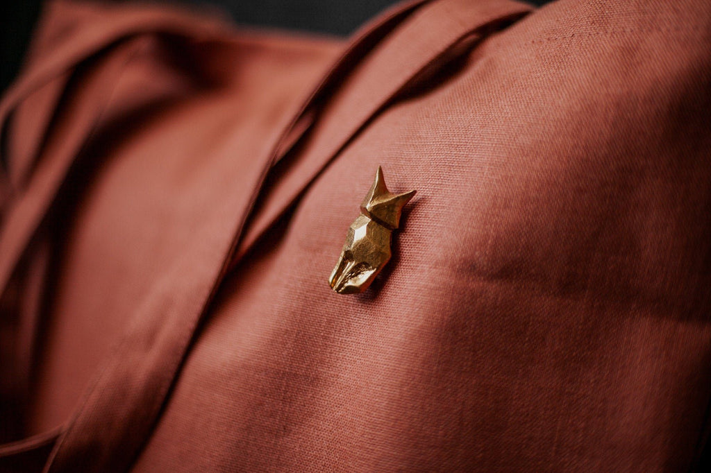 Brooch - Fox Brooch