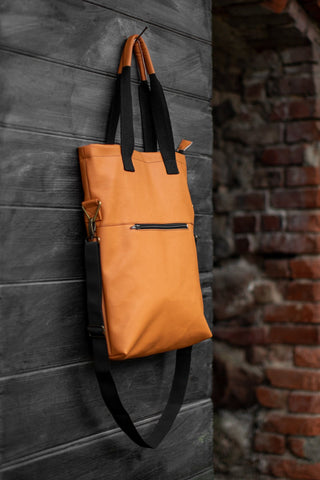 Tote Orange Bag