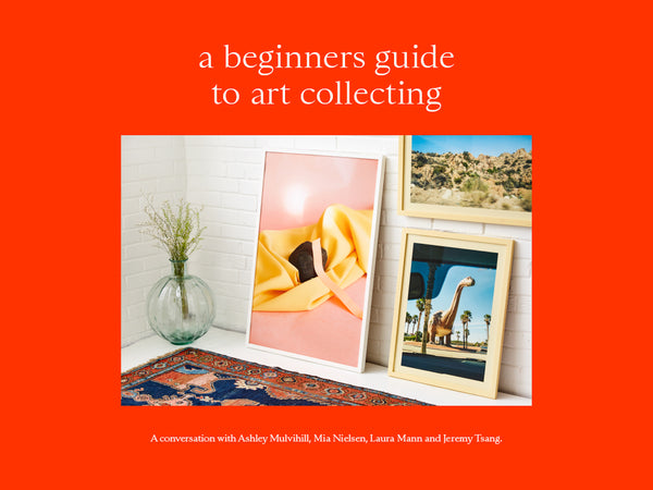 A Beginners Guide to Art Collecting