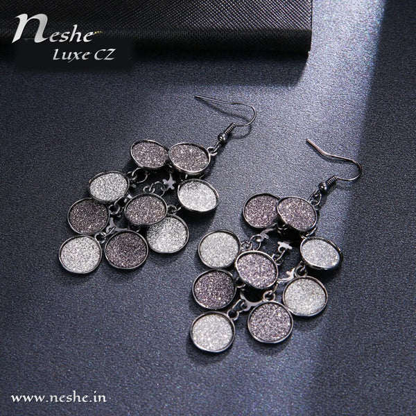 Coin Party Wear Earring