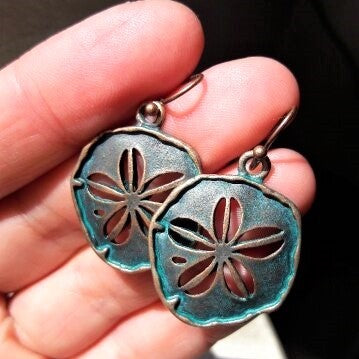 Antique Cherry Flower Bohemian Drop Earring - 2 Style