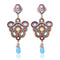 Colorful Bohemian Beads Ethnic Enamel Vintage Resin  Retro Jewelry - [neshe.in]