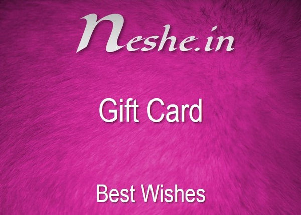 Gift Cards by Neshe.in