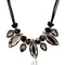 Crystal Necklace Jewelry Statement Necklaces Choker Style - [neshe.in]