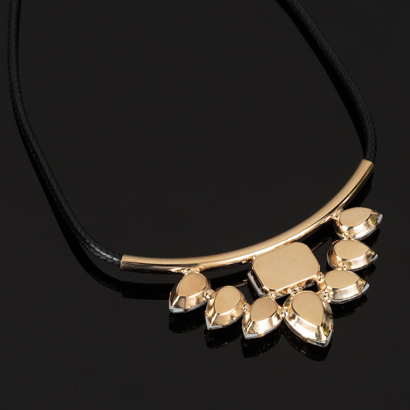 Exquisite Rhinestone Collar Necklace - 2 Styles - [neshe.in]