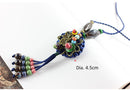 Handmade Vintage Tassel Rope with beads Long Necklace - 2 Colors - [neshe.in]
