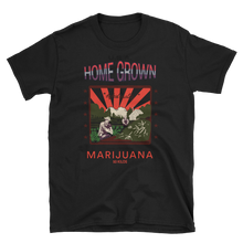 Mens - Home Grown Marijuana Short Sleeve Shirt