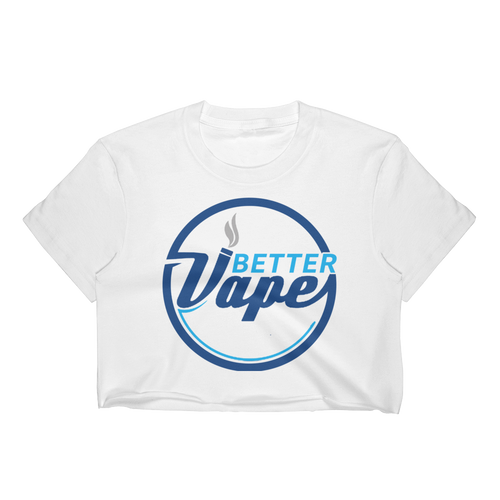 Better Vape - Women's Crop Top