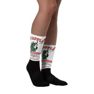 Big Apple - Marijuana Socks