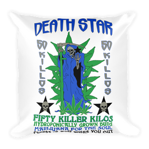 Death Star - Square Pillow