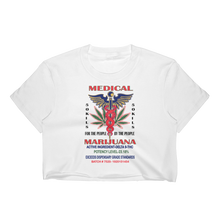 Medical Marijuana - Women's Crop Top
