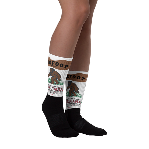 Bigfoot - Socks