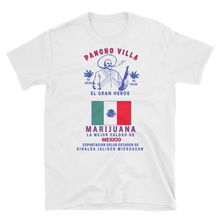 Mens - Pancho Villa Marijuana Short Sleeve Shirt