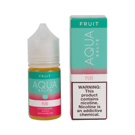 AQUA SALT - 35MG (Assorted Flavor)