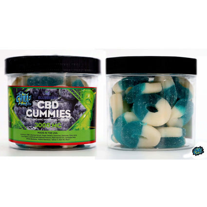 SUPERCHILL GUMMY 3000MG (Assorted Flavor)