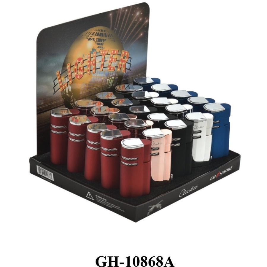 "GH10868A(25/box) ""Shinny Lighter"" Flip"