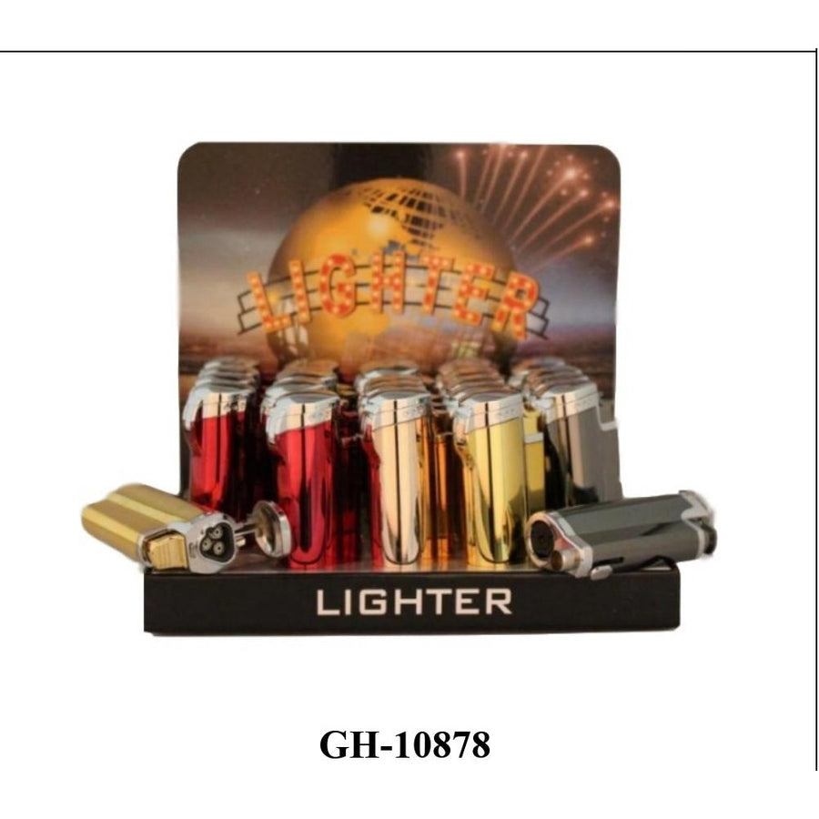 "GH 10878(25/box)-""Shinny Triple Torch Mini"""