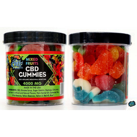 SUPERCHILL GUMMY 4000MG (Assorted Flavor)