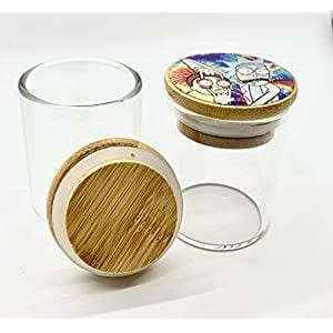 "AIRTIGHT R&M JAR ""Assorted Design"""