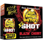 High Voltage Detox Shot XL Capsules and Liquid