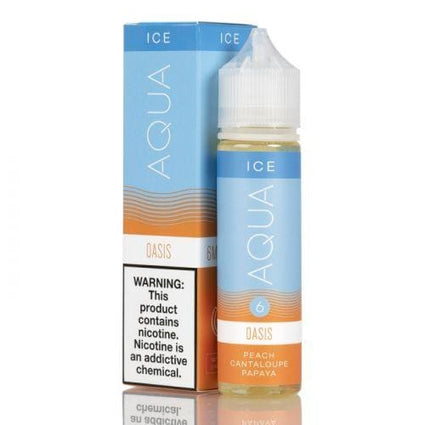 Aqua Oasis Ice (peach/cantaloupe/papaya)