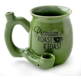 "CERAMIC ""ROAST AND TOAST"" MUG"