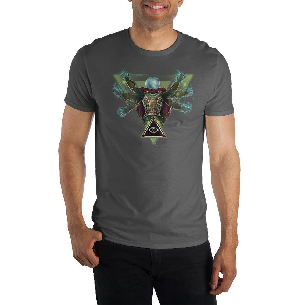 Marvel Spider-Man: Far From Home Mysterio Short-Sleeve T-Shirt