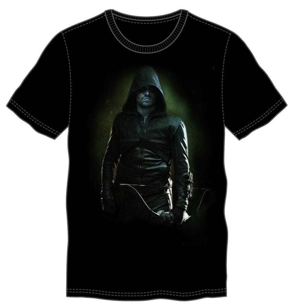 The Green Arrow Costume T-Shirt Tee Shirt for Men