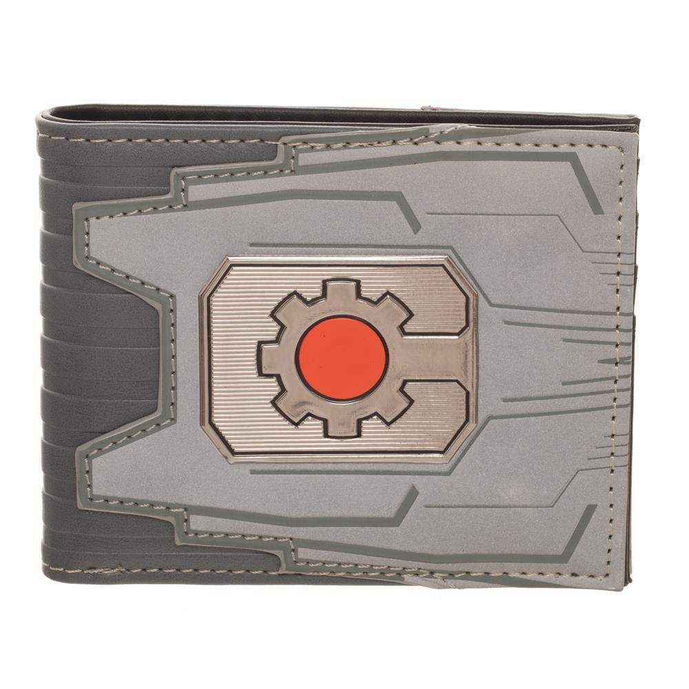Cyborg Comic DC Comics Wallet Cyborg Accessories - DC Comics Accessories Cyborg Gift