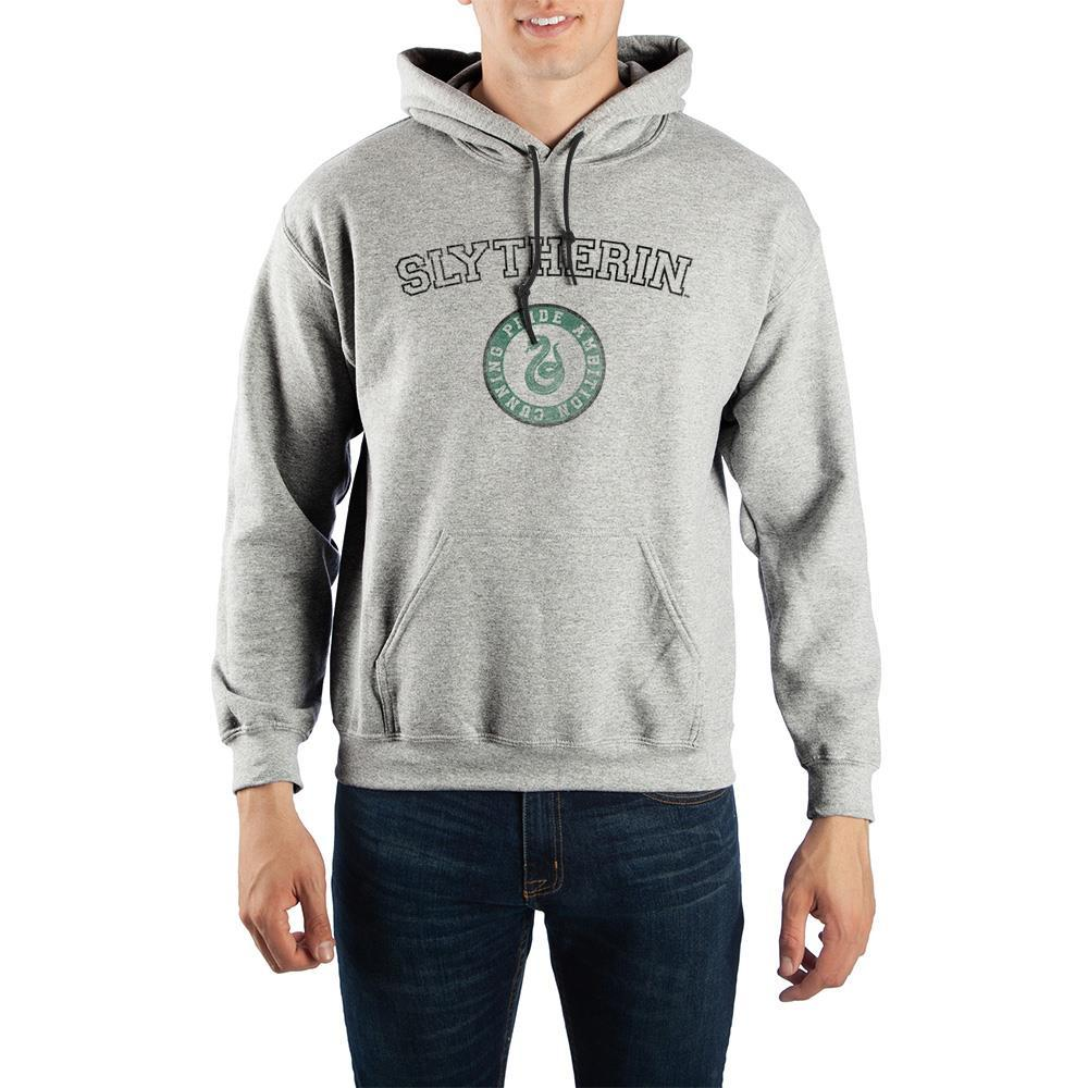 Harry Potter Slytherin Values Pullover Hooded Sweatshirt