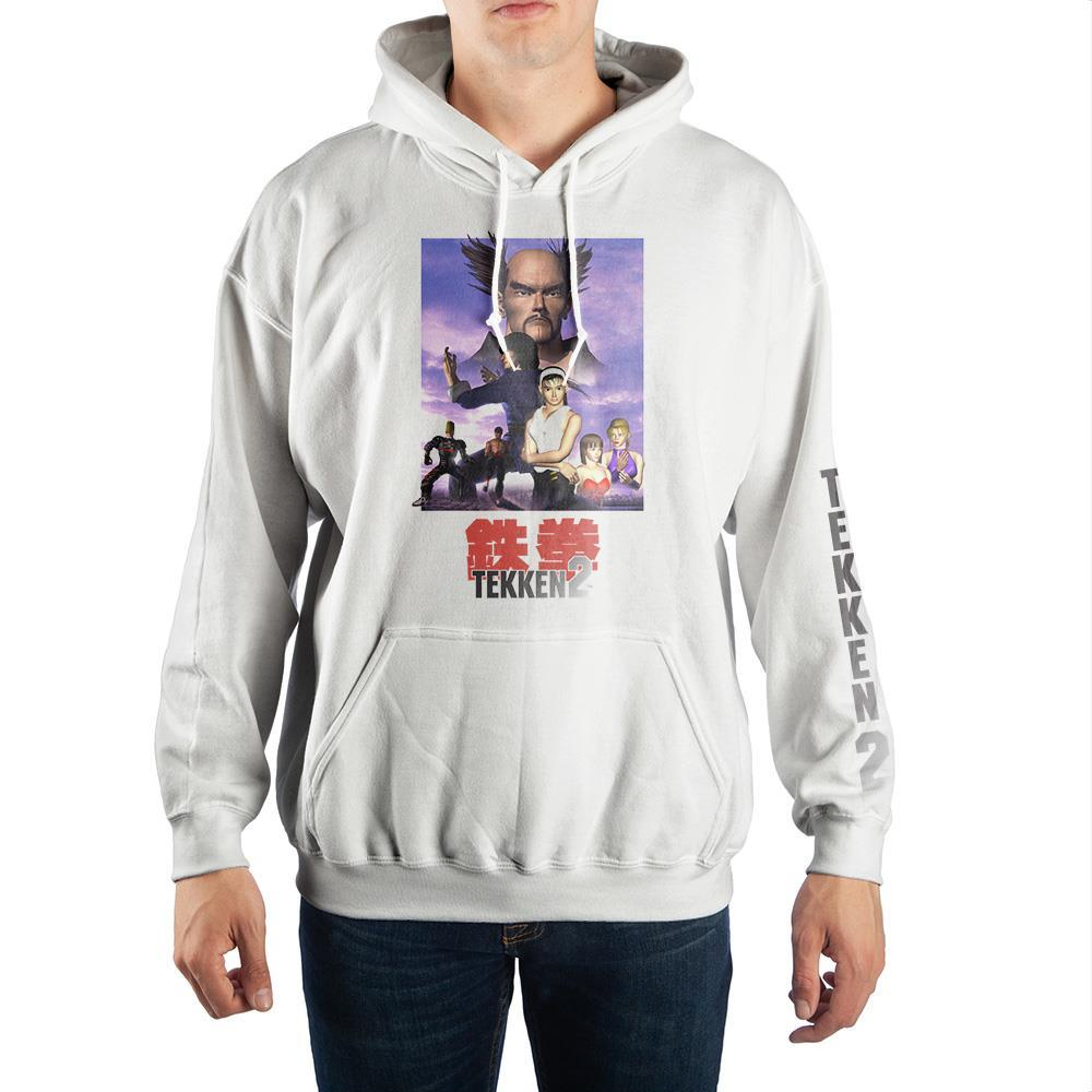 Tekken 2 Pullover Hooded Sweatshirt