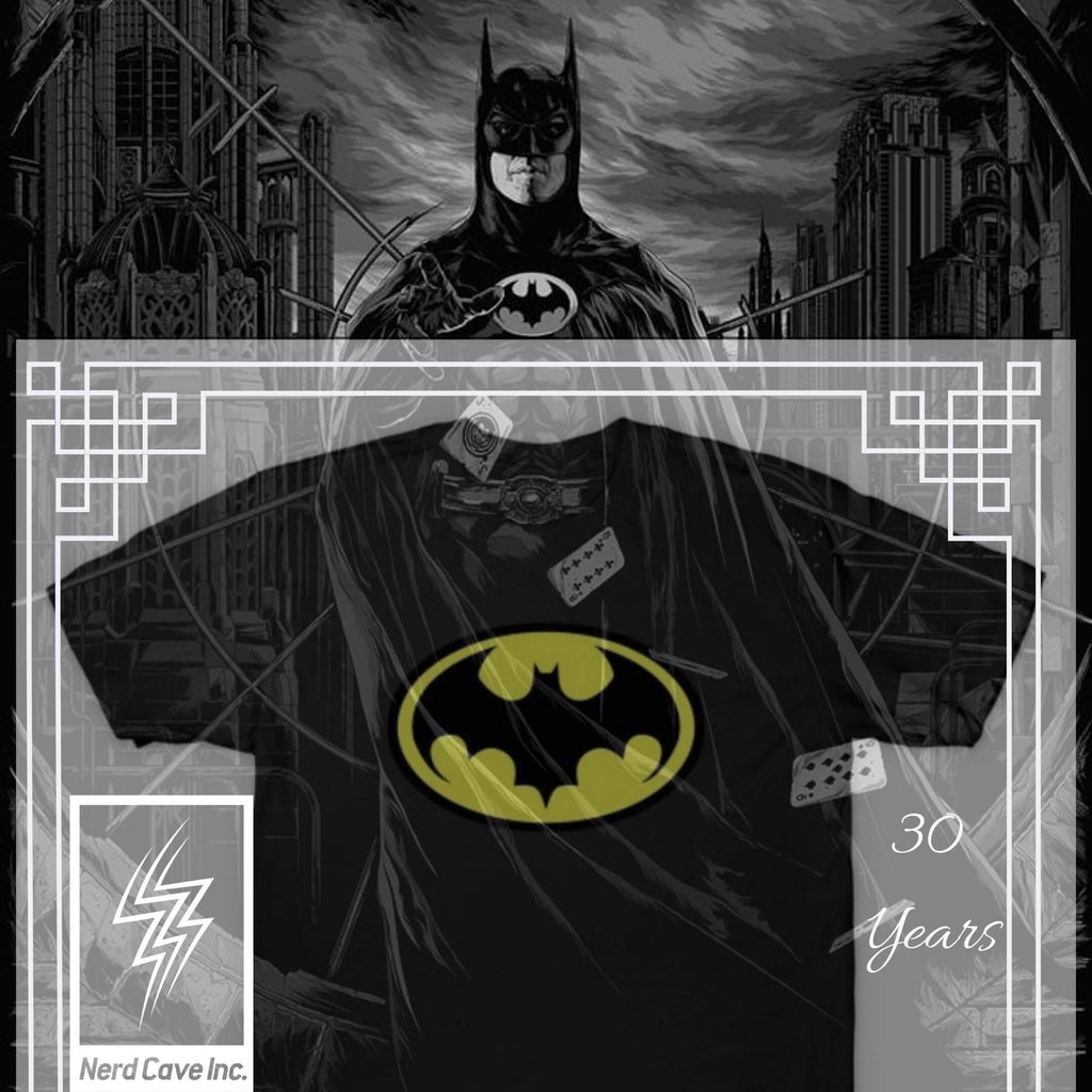 Batman 1989 T-Shirt - Preorder
