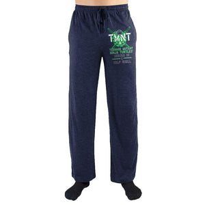 Teenage Mutant Ninja Turtles TMNT Heroes In A Half Shell Print Men's Loungewear Lounge Pants