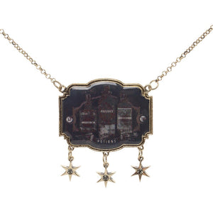 Harry Potter Potions Pendant Charm Necklace