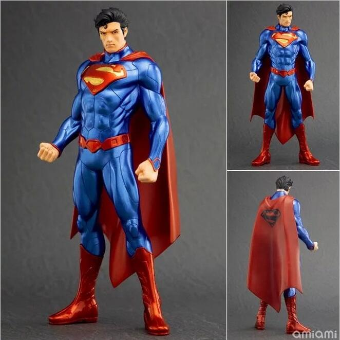 Superman New 52 PVC Action Figure Collectible Model