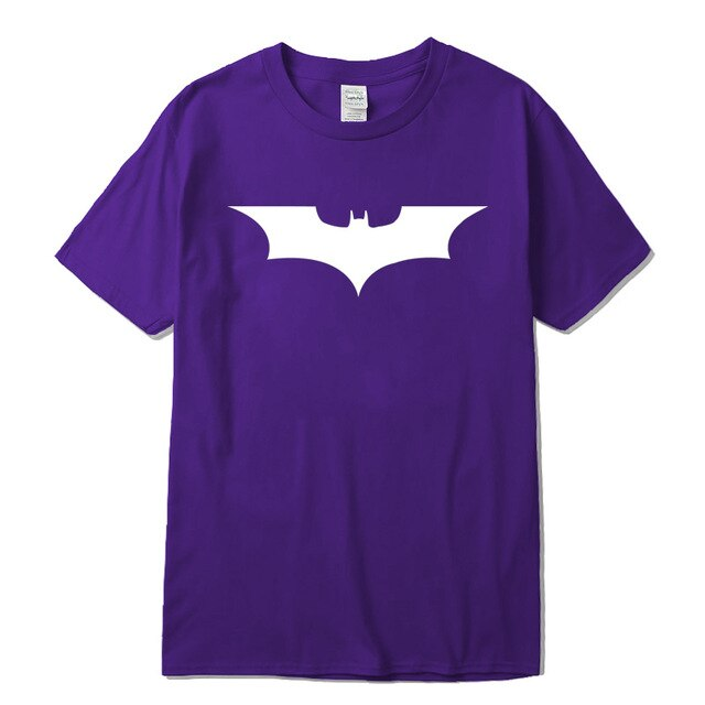 Nolan Trilogy Batman Logo T-shirt