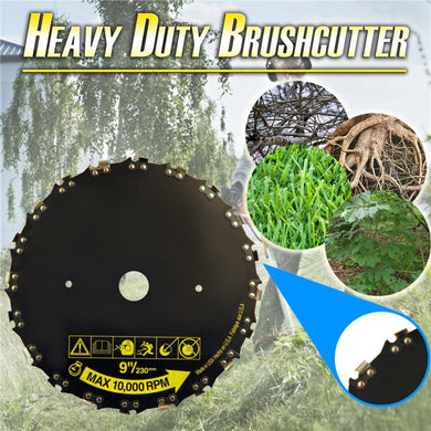 Heavy Duty Brushcutter