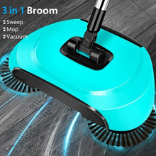 Magic Sweeping Broom