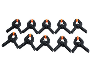 Nylon Spring Clamps (10pcs)
